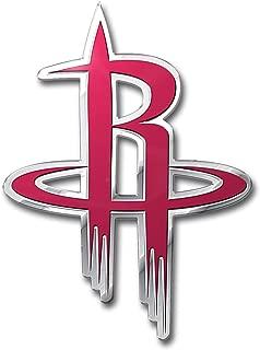 NBA Die Cut Color Auto Emblem