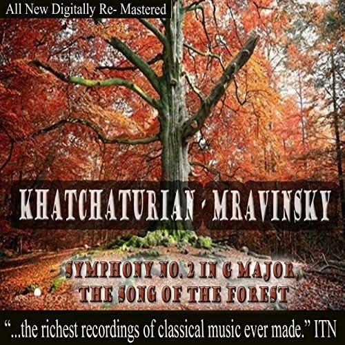 Evgeny Mravinsky, Leningrad Philharmonic Orchestra