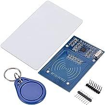 Kineca MFRC-522 RFID Kit RF Sensor IC Card módulo S50 Tarjeta en Blanco del Llavero Compatible para Arduino Frambuesa Pi