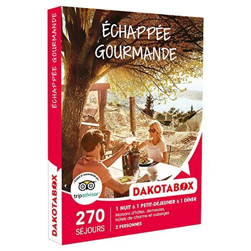 ÉCHAPPÉE GOURMANDE