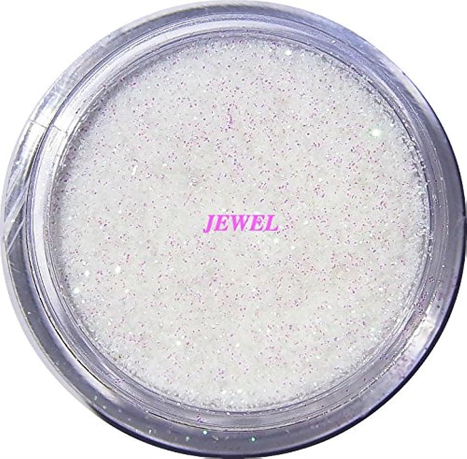 コミュニティとまり木まもなく【jewel】 超微粒子ラメパウダーたっぷり2g入り 12色から選択可能 レジン&ネイル用 (オーロラホワイト)