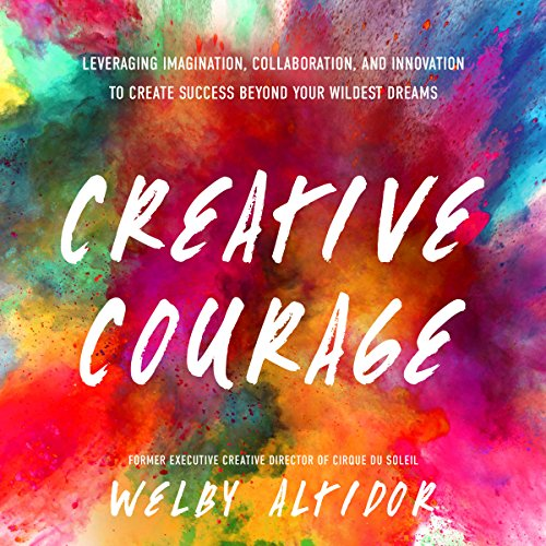 Creative Courage cover art