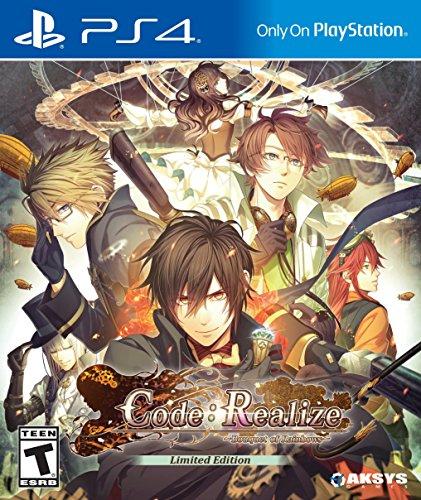 Code: Realize 'Bouquet of Rainbows' Limited Edition - PlayStation 4