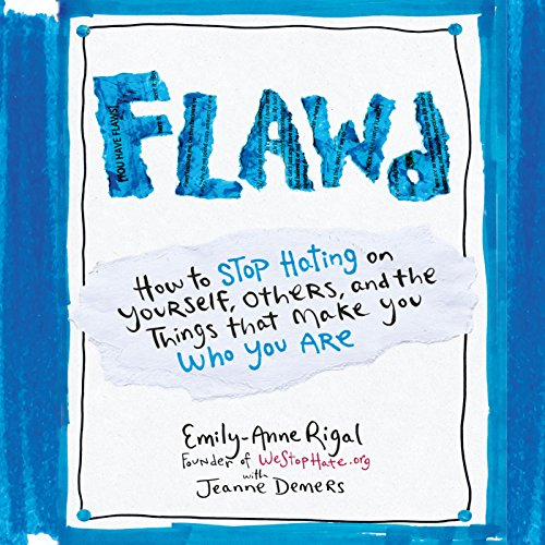 Flawd audiobook cover art