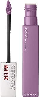 Maybelline SuperStay Matte Ink Un-nude Liquid Lipstick, Philosopher, 0.17 Fl Oz, 1 Count