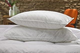 Marriott Hoteles - Almohada de Fibra - 100% Bolas de Fibra - Standard - 51 x 66 cm
