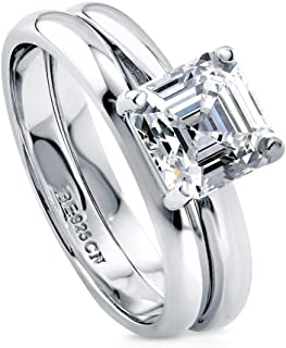 Best two in one wedding and engagement ring Reviews