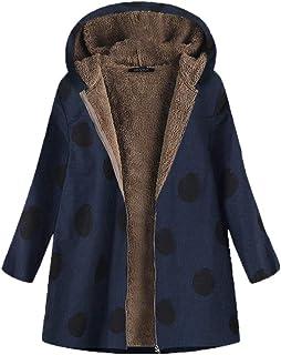 M/&S/&W Womens Fuzzy Fleece Lined Coat Open Front Long Cardigan Faux Fur Warm Coats Sherpa Jackets