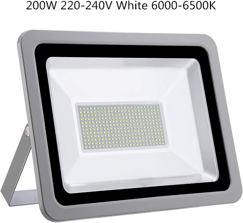 Ocamo 200W 220V240V 16000 Lumen IP65 Flutlicht für Innenbeleuchtung im Freien
