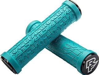 Race Face Grippler Lock-On Grips Turquoise, 33mm