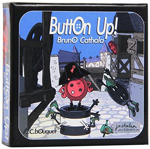 Blue Orange Games Jeu de société Button Up BLU90408