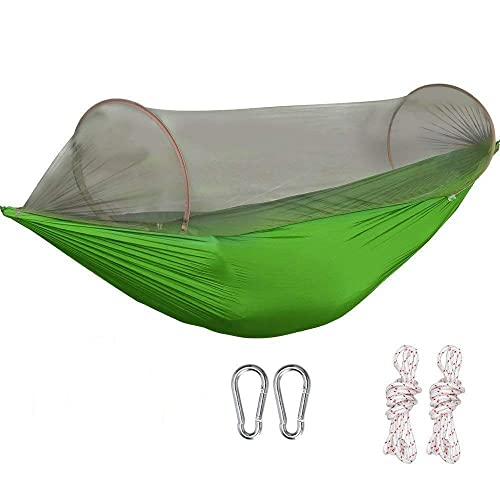 571789842d5 G4Free Portable   Foldable Camping Hammock Mosquito Net Hammock Tent  Capacity 440 lbs Outdoor   Indoor