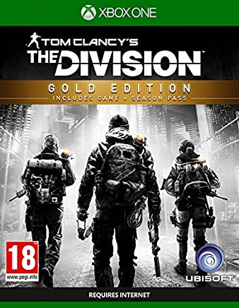 Ubisoft Tom Clancy'S The Division Gold [Xbox One]