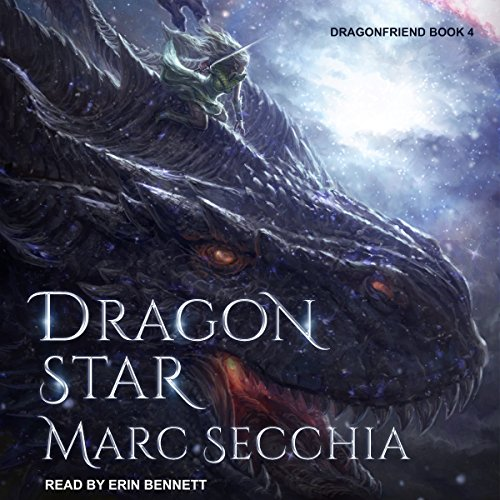 Dragonstar audiobook cover art