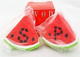 Avon Watermelon Slice Salt & Pepper Shakers