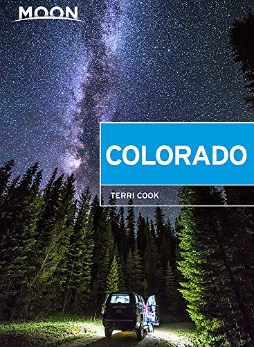 Moon Colorado: Scenic Drives, National Parks, Best Hikes (Travel Guide... - 613bmitES3L