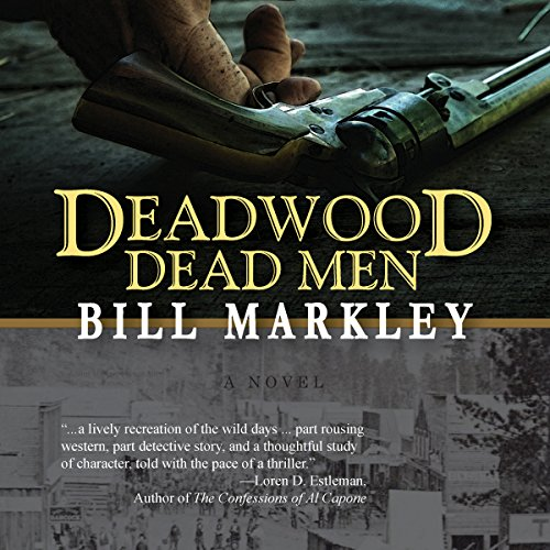 Deadwood Dead Men  By  cover art