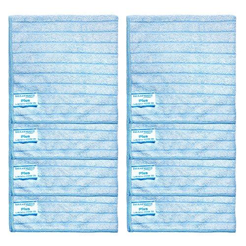 Das Blaue Wunder - Plus Reinigungstücher 8X 40x40 cm (blau)