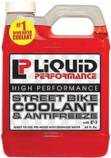 Liquid Performance Street Bike Coolant & Antifreeze (Single / 64oz)