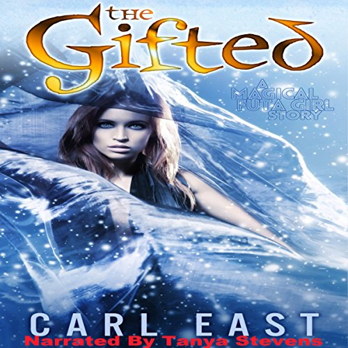 The Gifted audiobook cover art