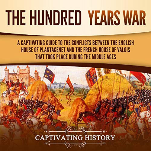 The Hundred Years' War  By  cover art