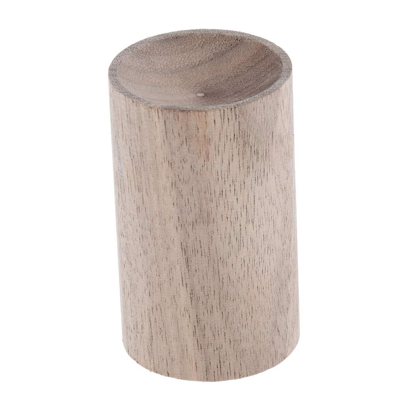 住所ブース風邪をひくchiwanji ハ ンドメイド エアフレッシュナー 天然木 エッセンシャルオイル アロマディフューザー 全2種類 - 02