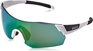 Smith Unisex's PIVLOCKARE.MAXN X8 Sunglasses, Whcrygrydots/Green Marl Cp, 99