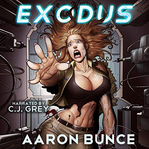 Exodus Audiobook By Aaron Bunce cover art
