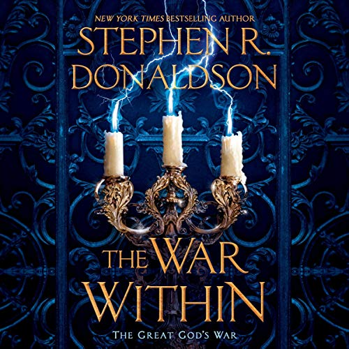 The War Within audiobook cover art