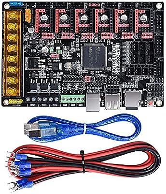 BIGTREETECH SKR PRO V1.1 3D Printer Control Board 32-bit CPU Support TMC2130 TMC2208 TMC5160 Motor Driver TFT35 TFT24 Touch Screen for 3D Printer
