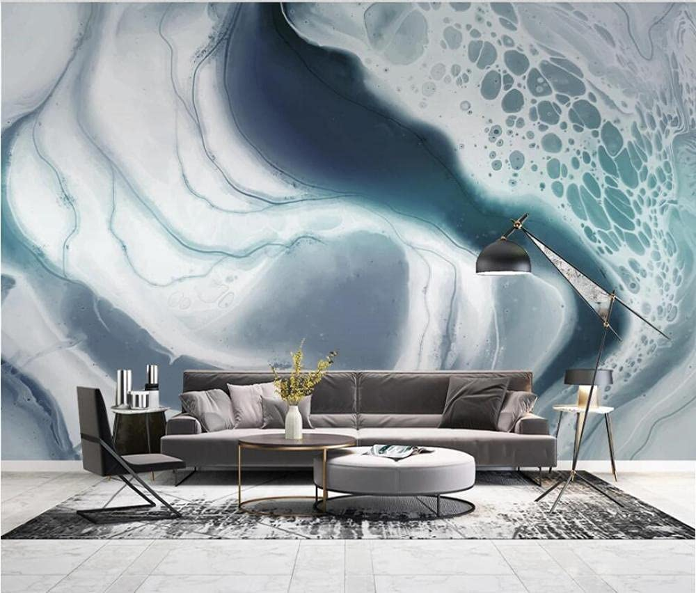 Today's only Wallpaper Colorful Marble TV Background Max 68% OFF H x300cm wall-400cm W