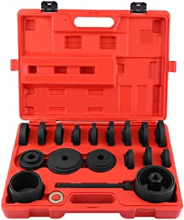 Bearing Removal Installation Tool, 23pcs Excellent Front Wheel Drive Adapters Bearing Removal Installation Service Tools f...