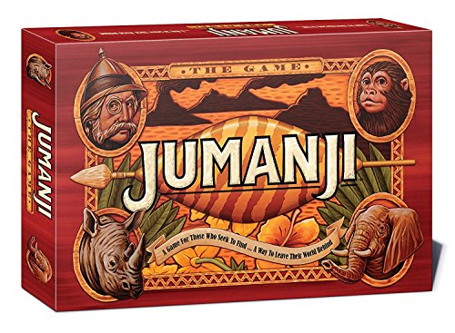 JUMANJI JBG000001, Spiel Multi, English Version / Import