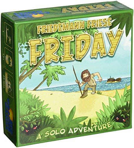 Rio Grande Games - Juego Friedemann Friese Friday para un Jugador (457RGG)