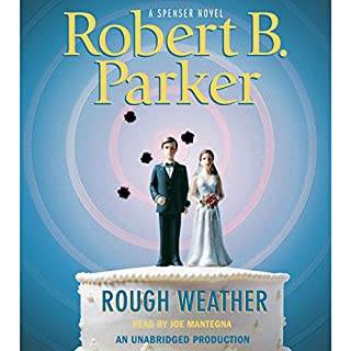 Rough Weather audiobook cover art