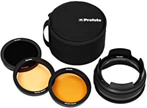 Profoto Off-Camera Flash II Grid and Gel Kit