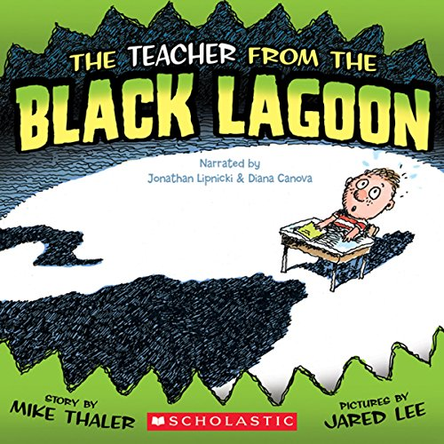 The Teacher from the Black Lagoon audiobook cover art
