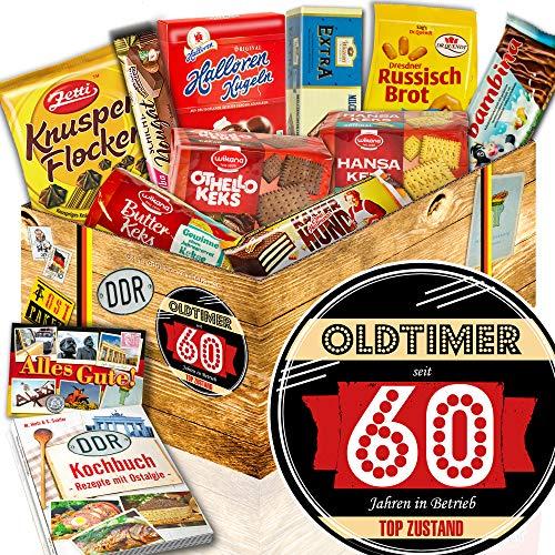 Keks Box / DDR Set / Oldtimer 60 / Geschenke 60 Geburtstag Mama