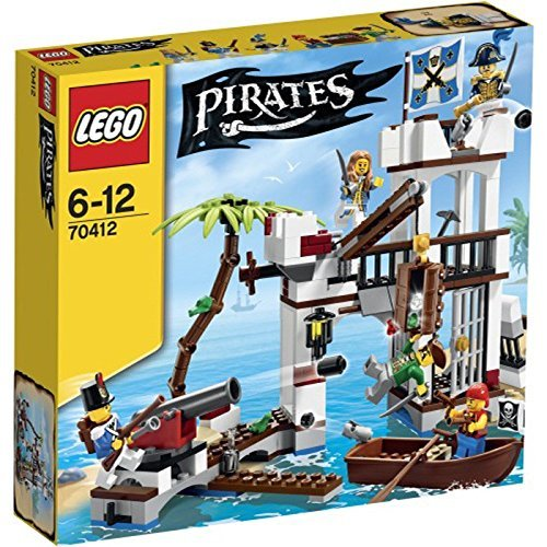 LEGO Pirates 70412 - Soldaten-Fort