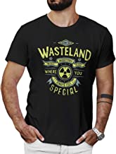 LeRage Come to Wasteland Shirt Nuclear Post Apocolyptic Gamer Gift Men's