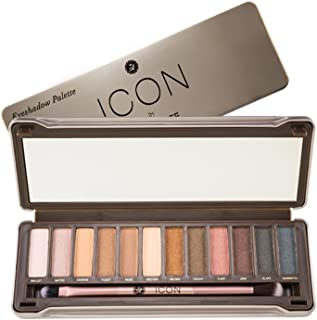 Absolute New York AB/Icon Eye Shadow Palette Exposed, 13 gm