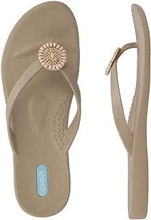 Faith Chai Womens Flip-Flop Size 7M