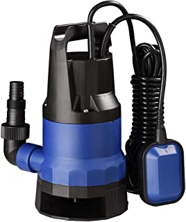 Yescom 1/2 HP 2112GPH 400W Submersible Dirty Clean Water Pump Swimming Pool Pond Flood Drain Heavy Duty Water Transfer