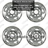 DeluxeAuto Hubcaps, Trim Rings & Hub Accessories