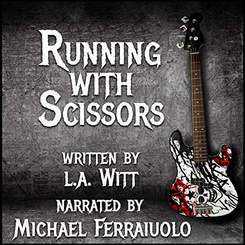 Running with Scissors Titelbild