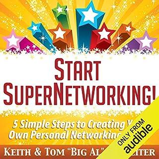 Start SuperNetworking! audiobook cover art