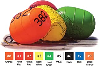 Taylor Made Products 54009 Spoiler or Oil Boom Inflatable Low Drag Buoys