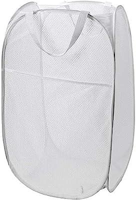 Kuber Industries Nylon Mesh Laundry Basket (CTKTC1482)