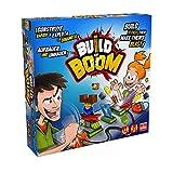 Goliath- Build or Boom Juego de Construcción y Habilidad, Color Azul/Amarillo/Rojo (77106)