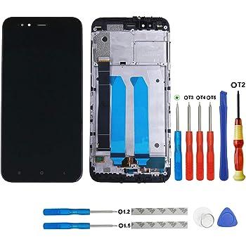 Swark - Pantalla LCD para Xiaomi Mi 5X/Mi A1 MiA1 (incluye marco y ...